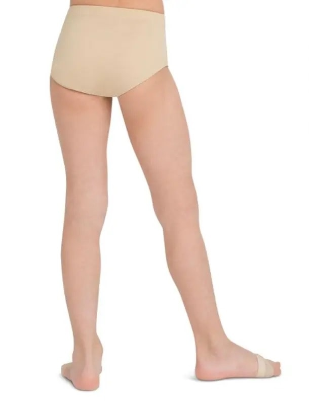 Capezio TB111C Capezio® Team Basics Kids Brief