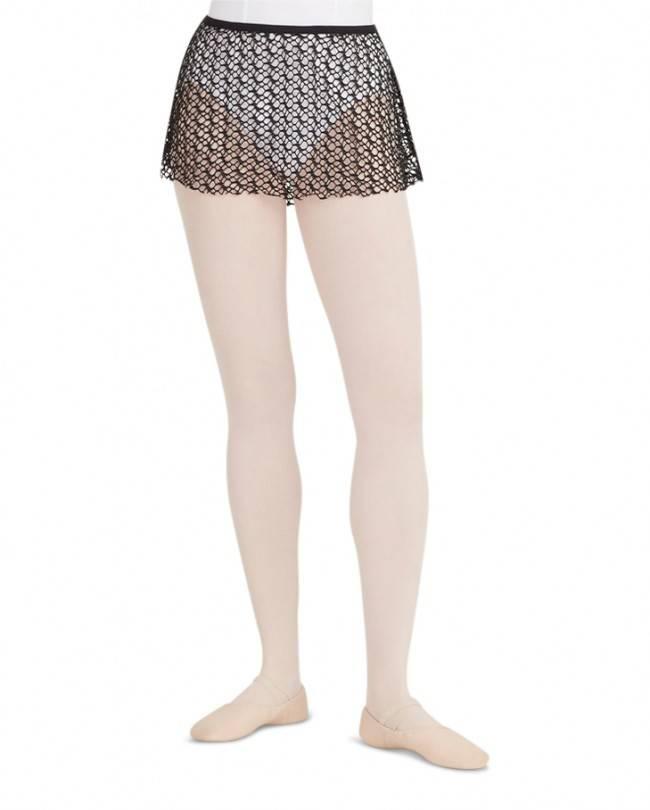 Capezio 10192 Pull-on Jacquard Skirt