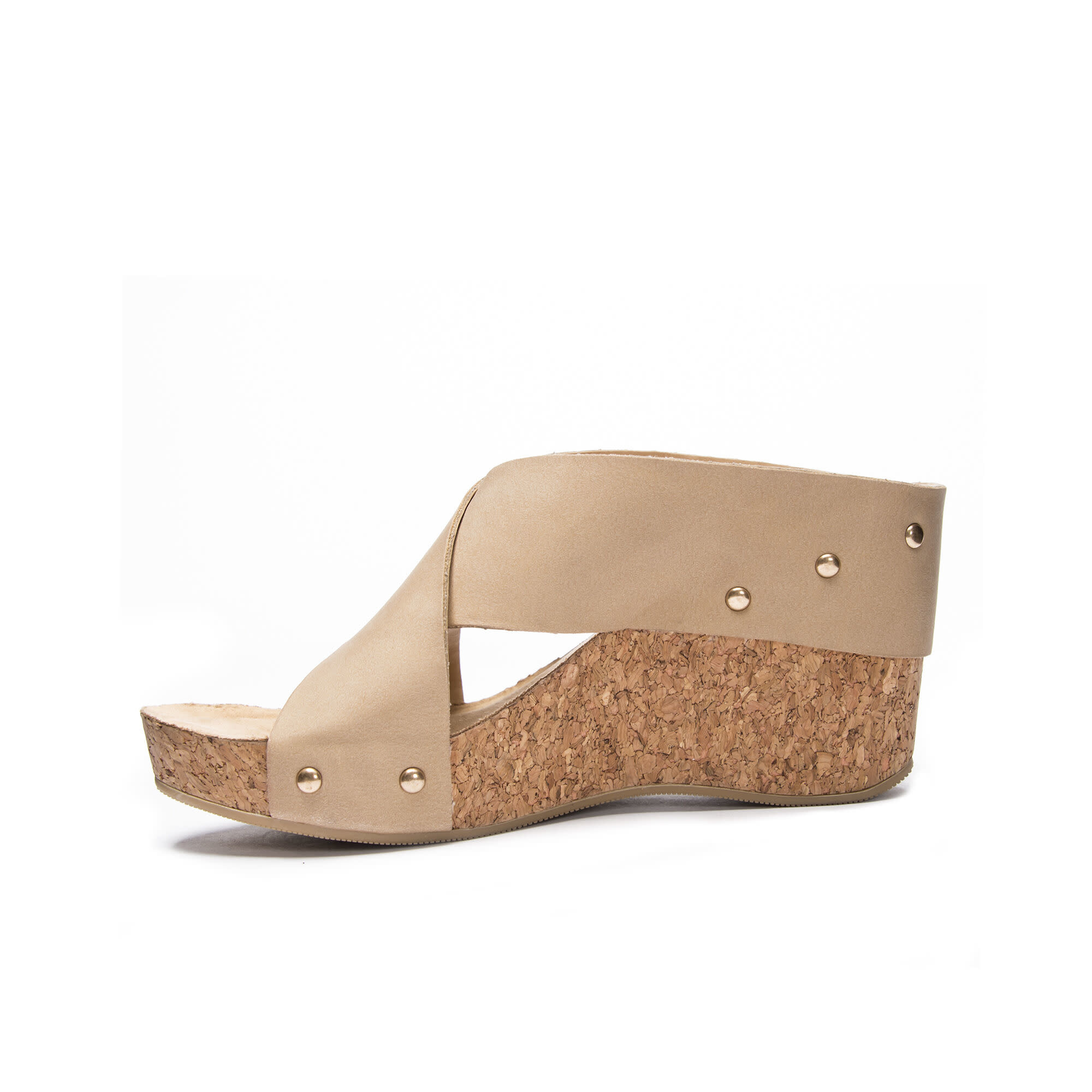 Chinese Laundry Abloom Wedge Sandal