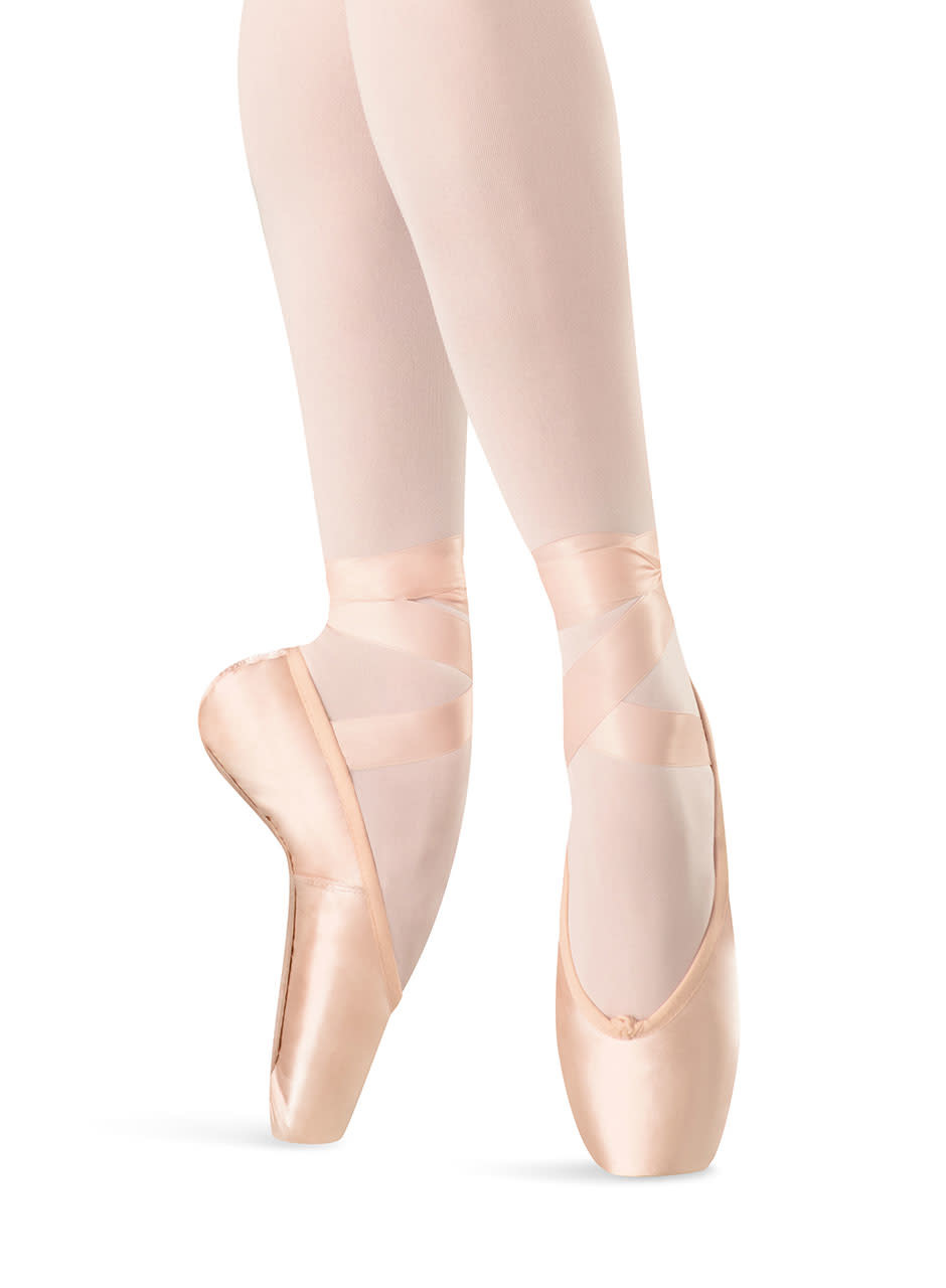 Bloch S0109LS Hannah Strong Pointe Shoes