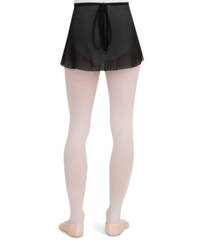 Capezio CC130 Chiffon Wrap Skirt