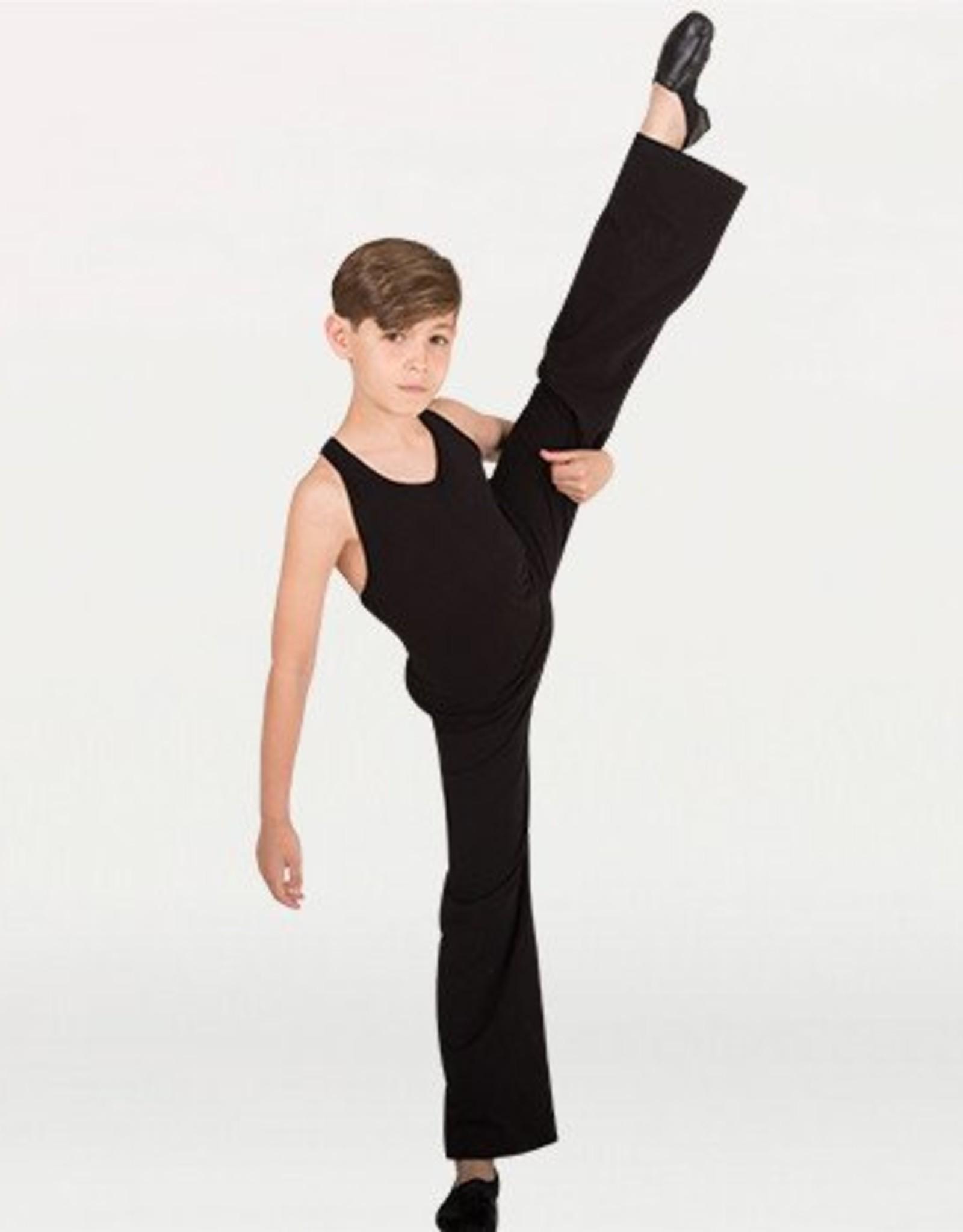 Body Wrappers B191 Boy's Jazz Pant