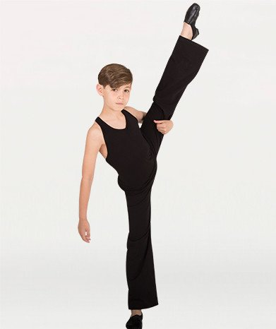 Body Wrappers B191 Boy's Jazz Pant