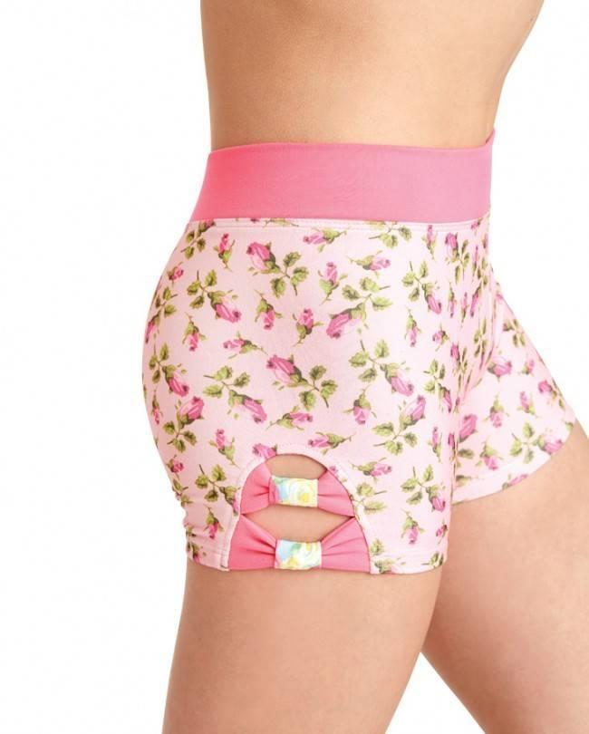 Capezio T10717C Short & Sweet Shorts