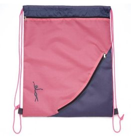 Dasha Designs 4826 Canvas Drawstring Bag