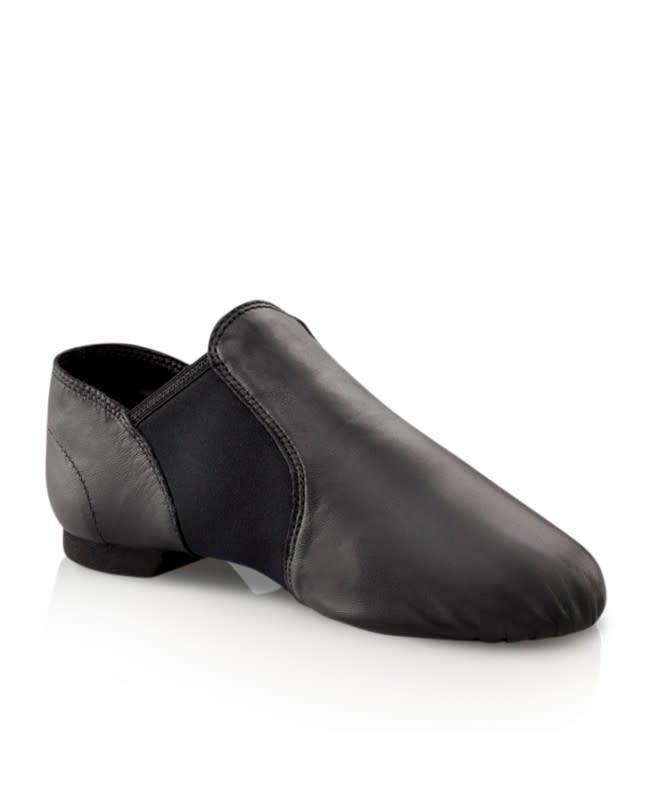 Capezio EJ2A Adult Slip-On Jazz Split Sole Stretch Boot
