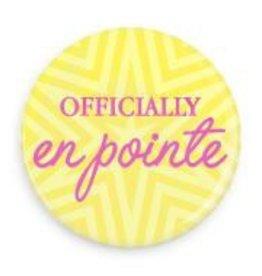 "B+ Printworks 750CC84 3"" Mirror - Officially en Pointe (Yellow)"