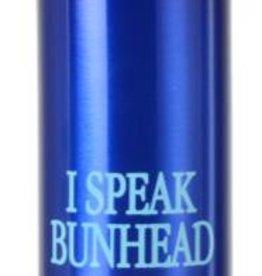 B+ Printworks 710CC62 Water Bottle - I Speak Bunhead