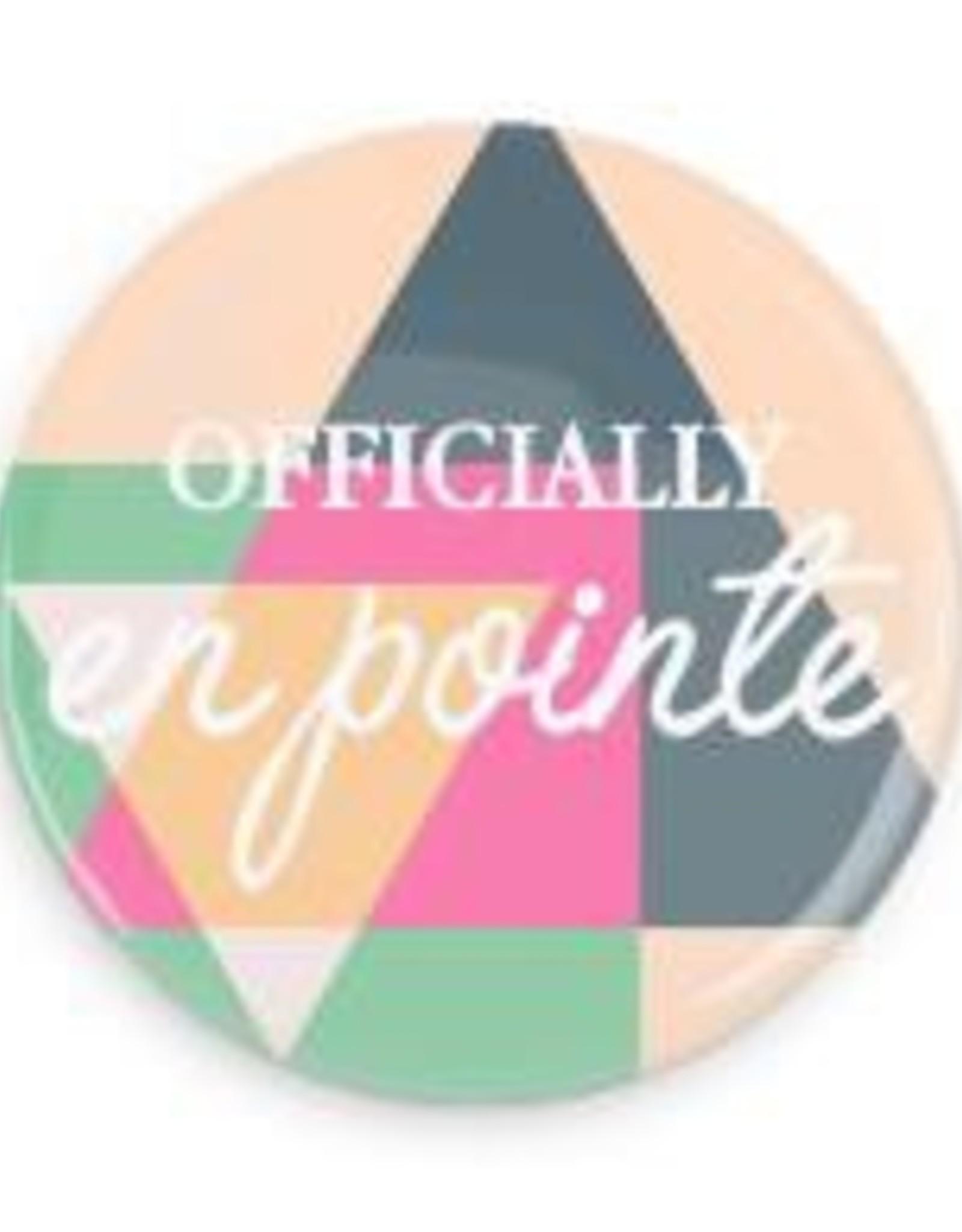 "B+ Printworks 750CC69 3"" Mirror - Officially en Pointe (Triangle)"