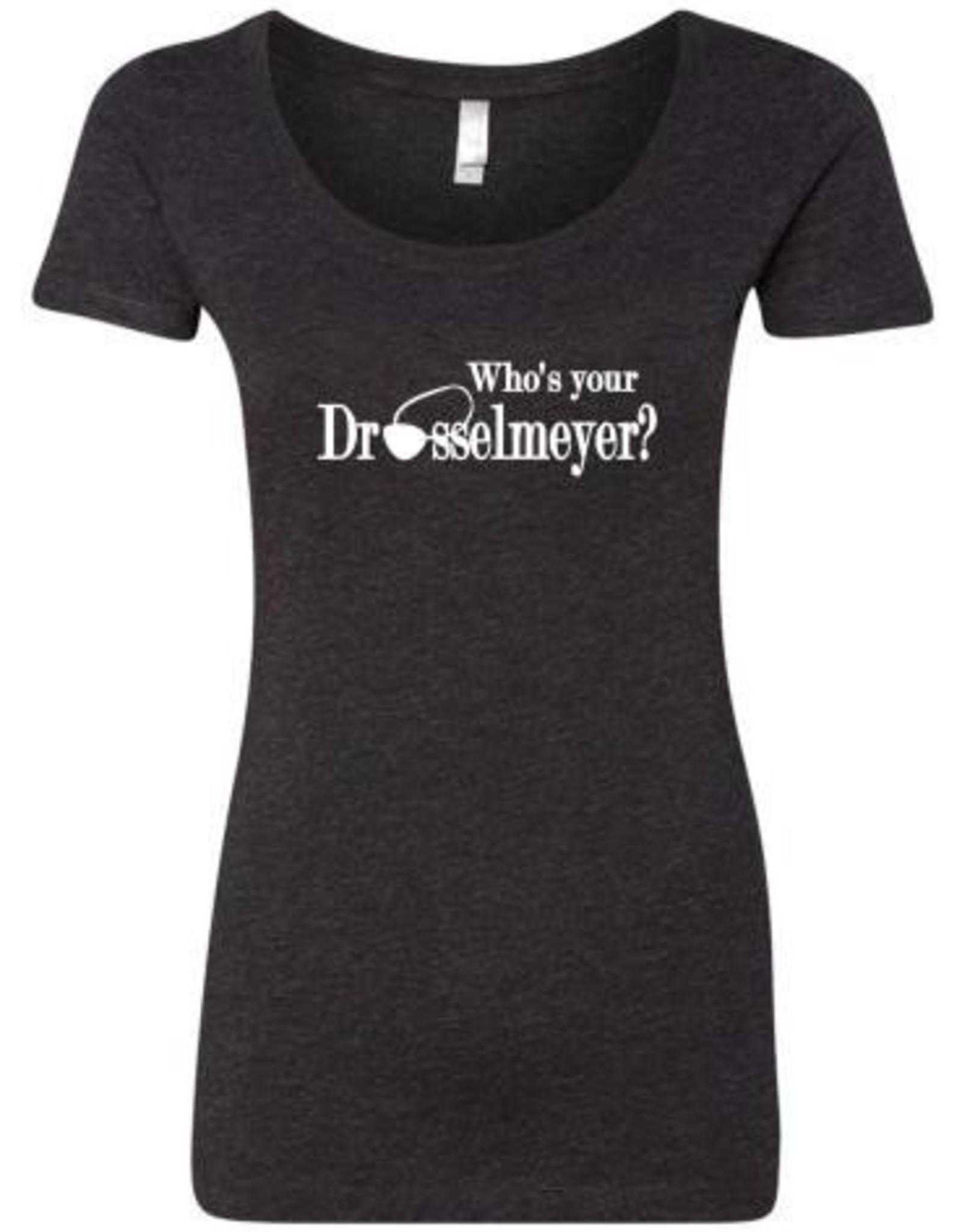 B+ Printworks 952CC76 Shirt - Who's Your Drosselmeyer?