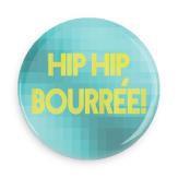 "B+ Printworks 750CC17 3"" Mirror - Hip Hip Bourree!"