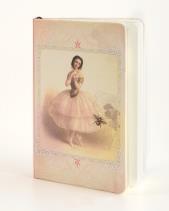 B+ Printworks 303VIN03 Mini Journal - Marie Taglioni / Bee