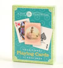 B+ Printworks 903VIN03 Playing Cards - Marie Taglioni / Bee
