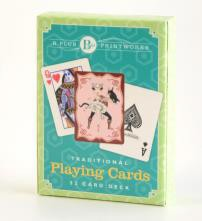 B+ Printworks 904BP02 Playing Cards - Cats