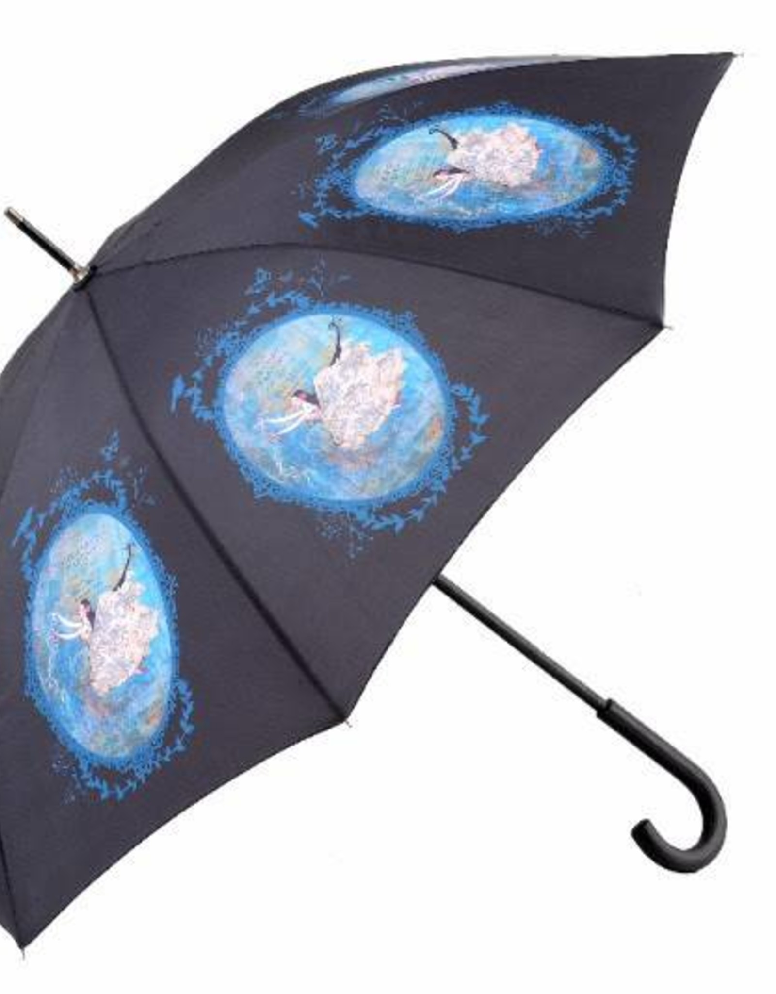 B+ Printworks 905VV01 Umbrella - Bright Star of Love