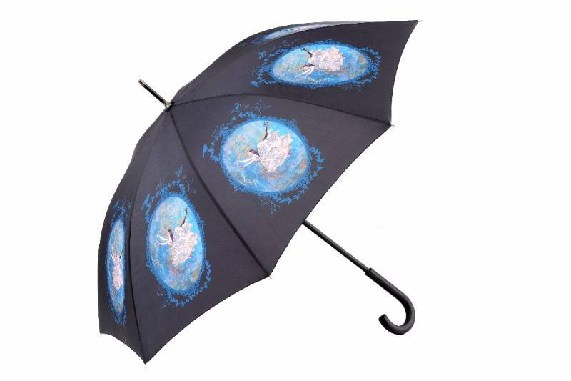 B+ Printworks 905VV01 Umbrella - Bright Star of Love