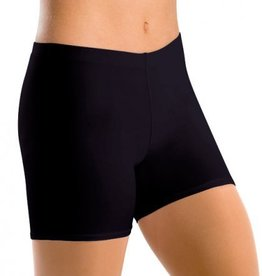 Motionwear 7084 Adult Lower Rise Bike Shorts