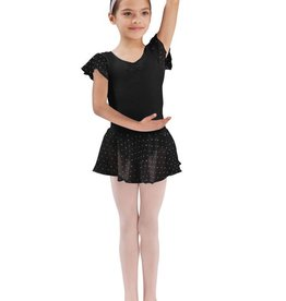 Bloch CR5161 Olesia Sequin Georgette Skirt