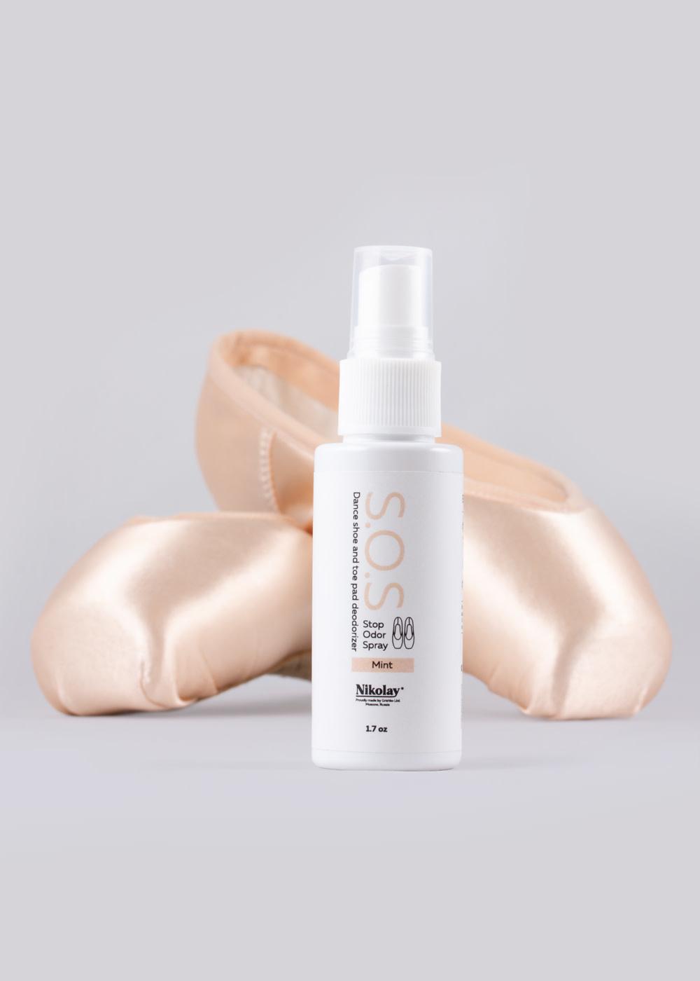 Nikolay Pointe Shoe Odor Eliminating Spray - 1.7 Oz