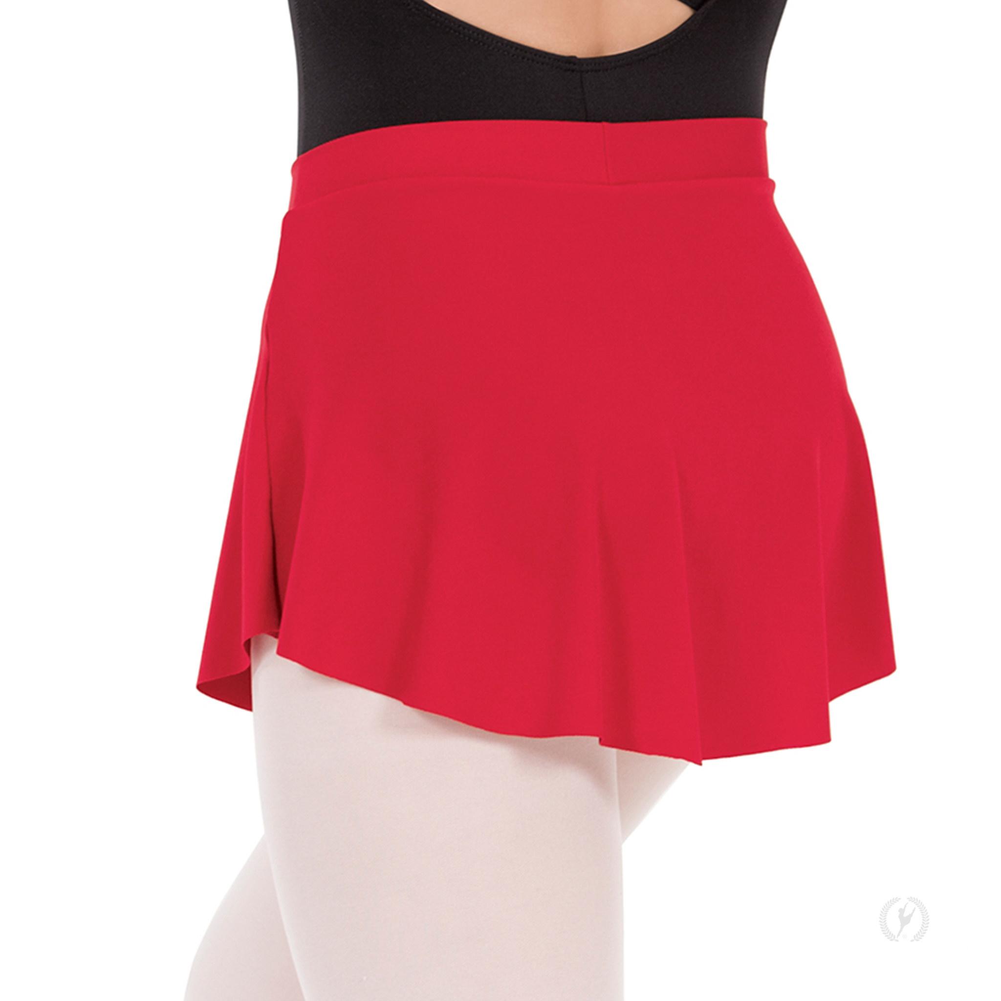 Eurotard 06121 - Womens High Low Pull-On Ballet Skirt