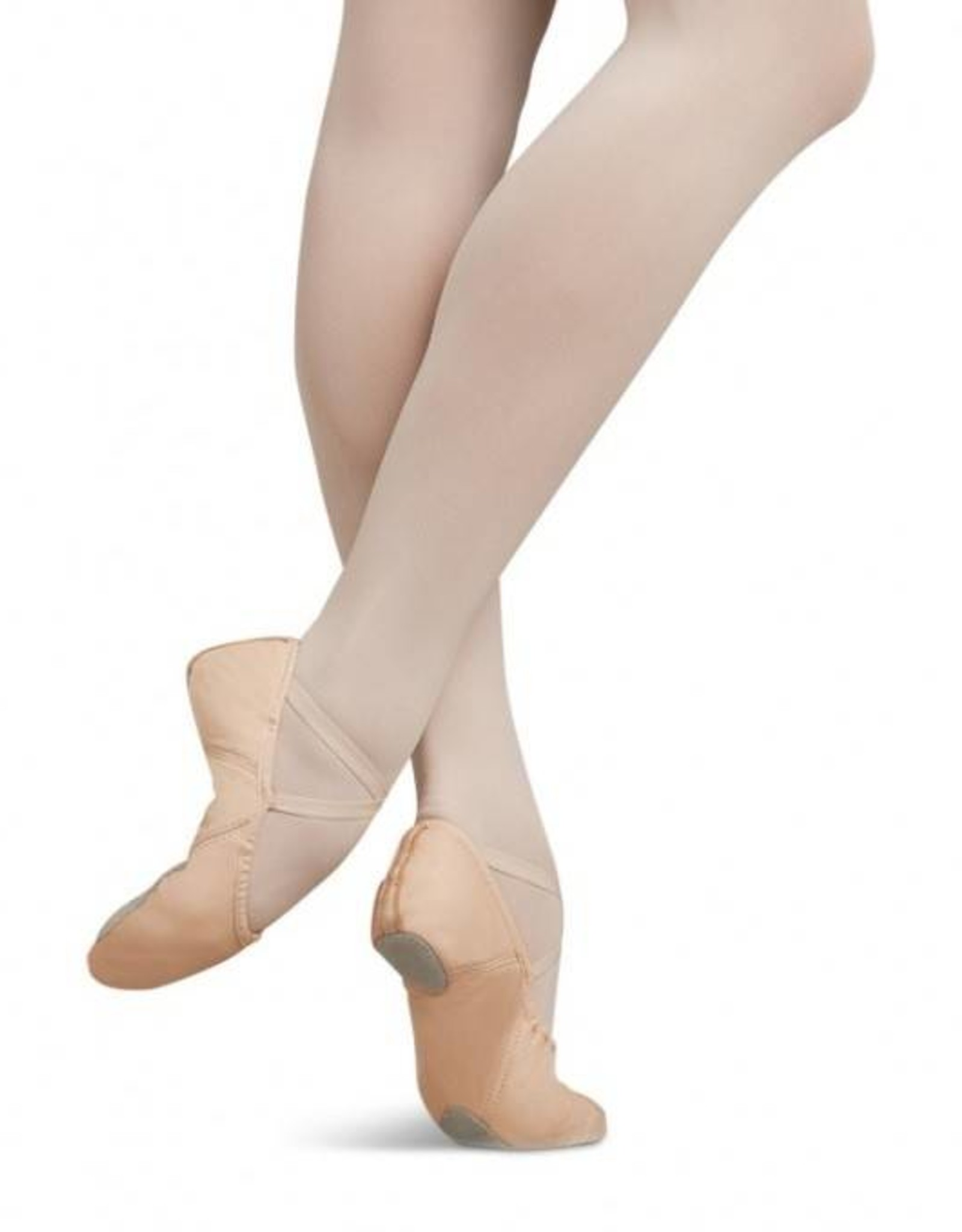 Capezio 2027 Leather Juliet