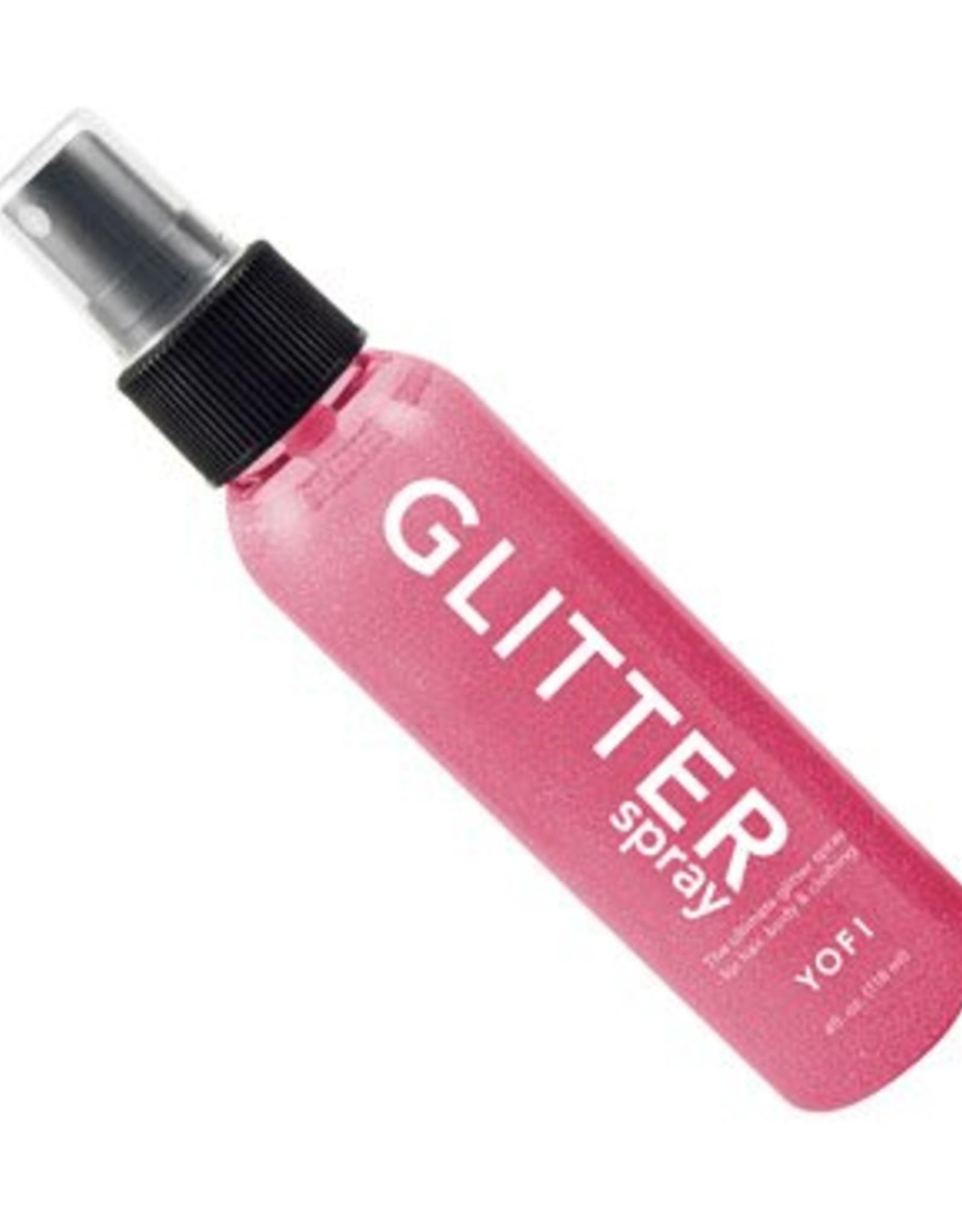 Yofi Glitter Spray