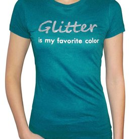 "Magnetic Impressions ""Glitter is My Favorite Color"" T-Shirt"