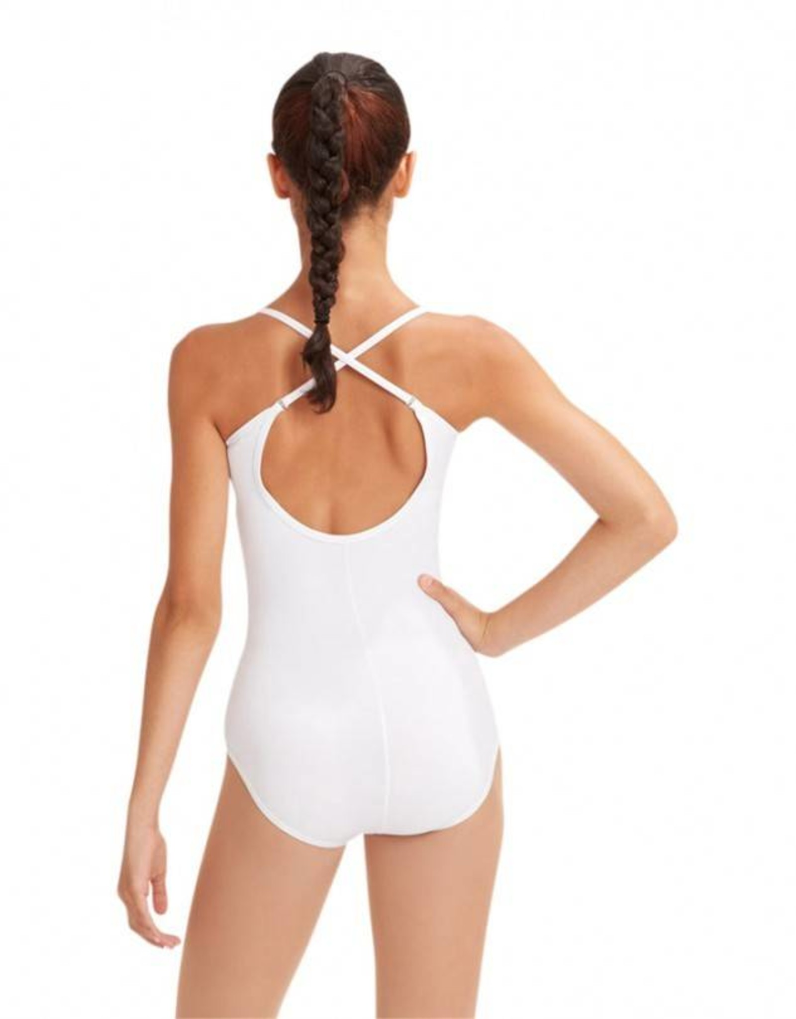 Capezio TB1420 Adult Cami Leotard w/Adjustable Straps