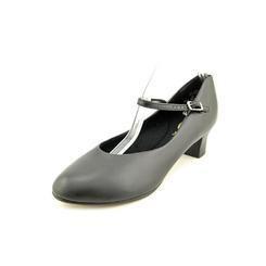 "Capezio 551 1.5"" Adult Jr. Footlight™ Leather Character/Tap Shoe"