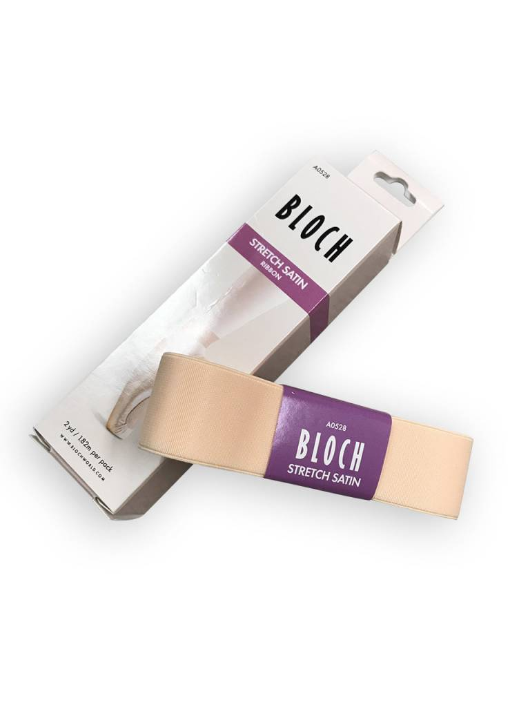 Bloch A0528 Stretch Satin Ribbon