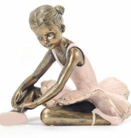Dasha Designs 6015C Faux Finish Ballerina