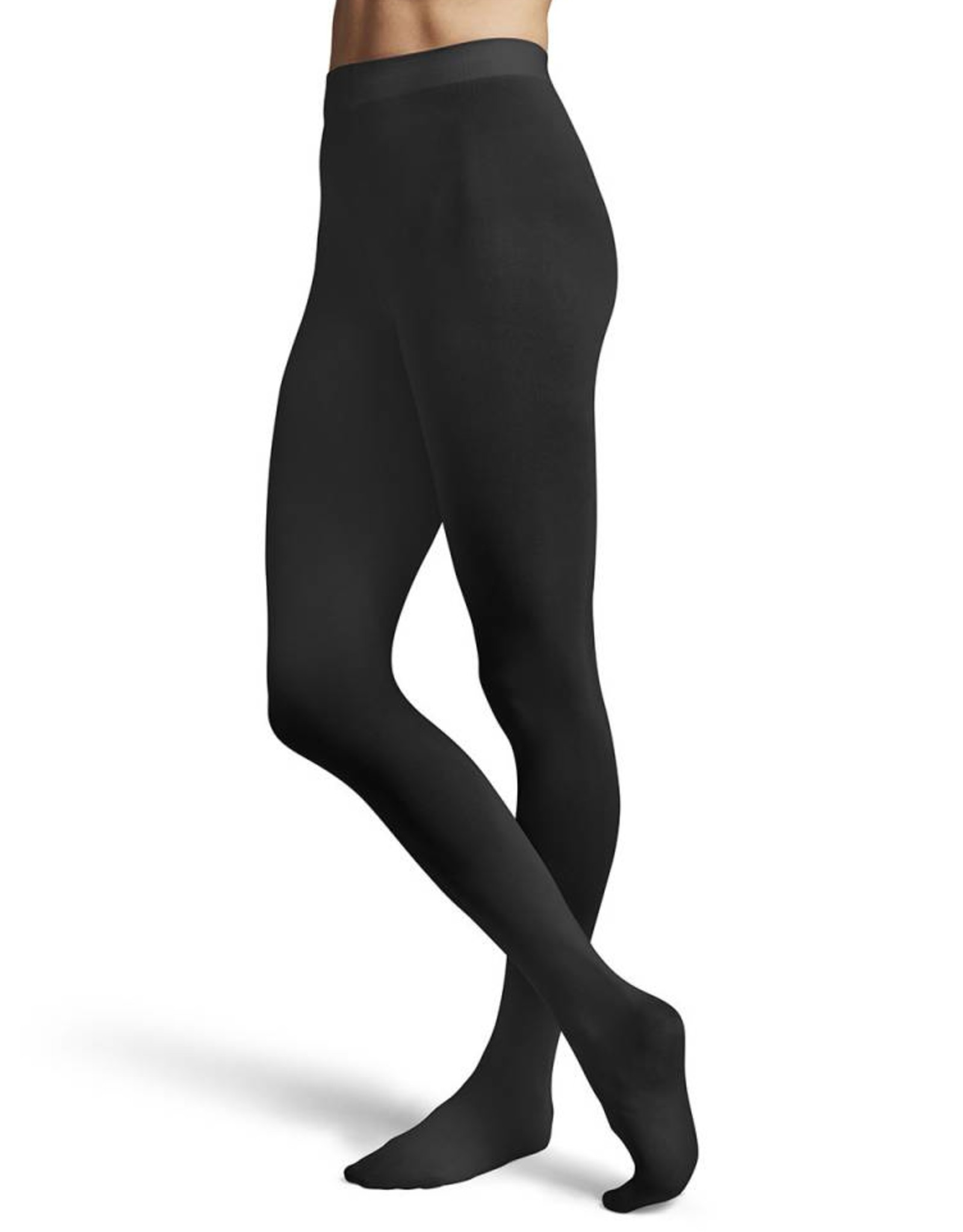 Bloch T0981L Contoursoft Footed Tights