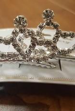 Little Bo-teek 1059 Tiara Crown Clip