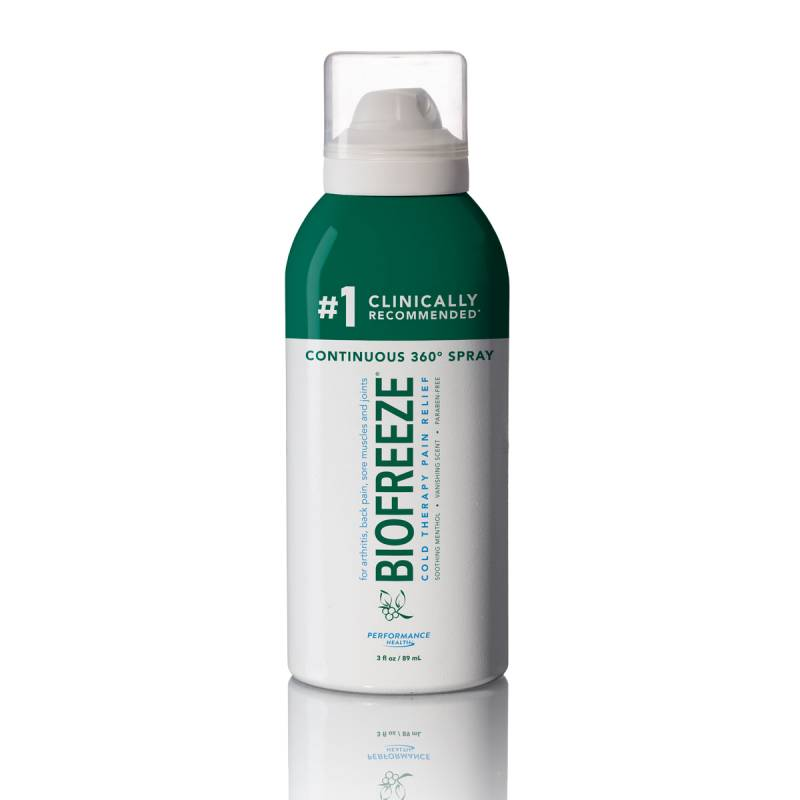 Performance Health Biofreeze Pain Relieving 360° Spray
