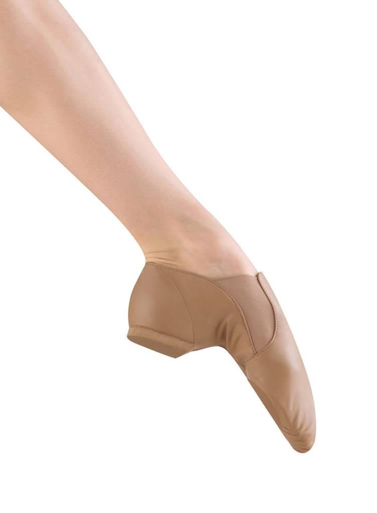 Bloch S0499G Elasta Bootie Jazz Shoe