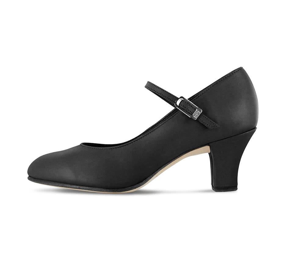 """Bloch S0306L Cabaret 2 1/2"""" heel"""