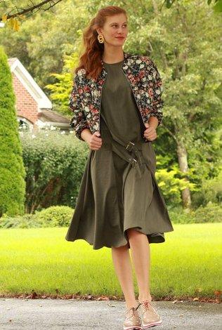 Tweed Leona Jumper