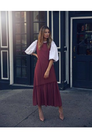 Ellie Makir Ellie Midi Dress
