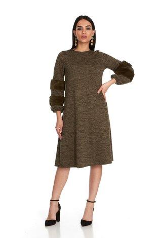 Bella Donna Victoria Dress Olive