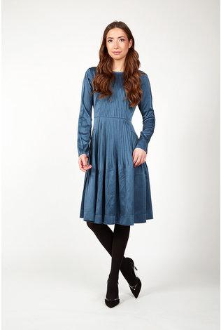 Maple and Cliff Mini Pleat Dress