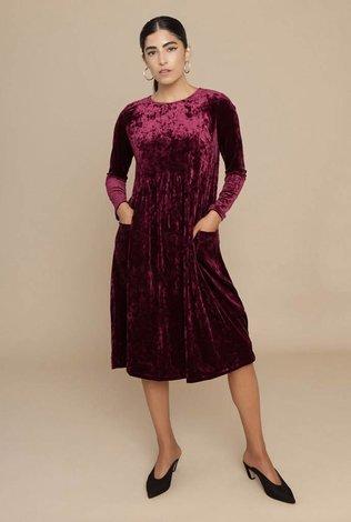 Solika Velvet Heidi Dress - 70% OFF!