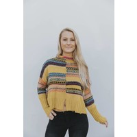 ALL THE PATTERN PULLOVER