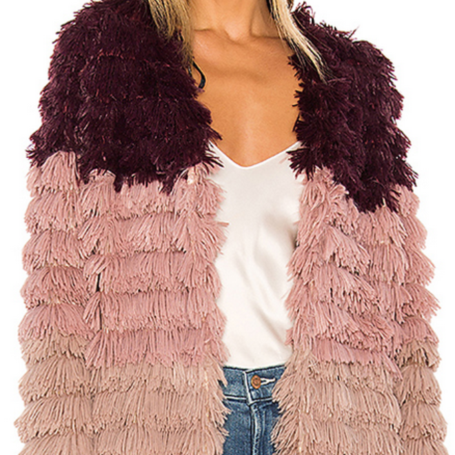 Fur & Faux Fur Clothing, Shoes & Jewelry MINKPINK Lost