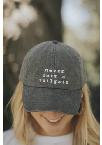 NEVER LOST ATAILGATE HAT