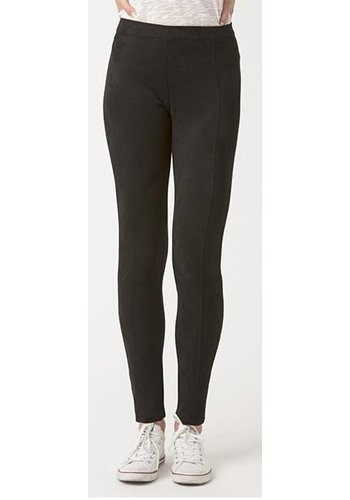 SANTA FE VEGAN SUEDE LEGGINGS