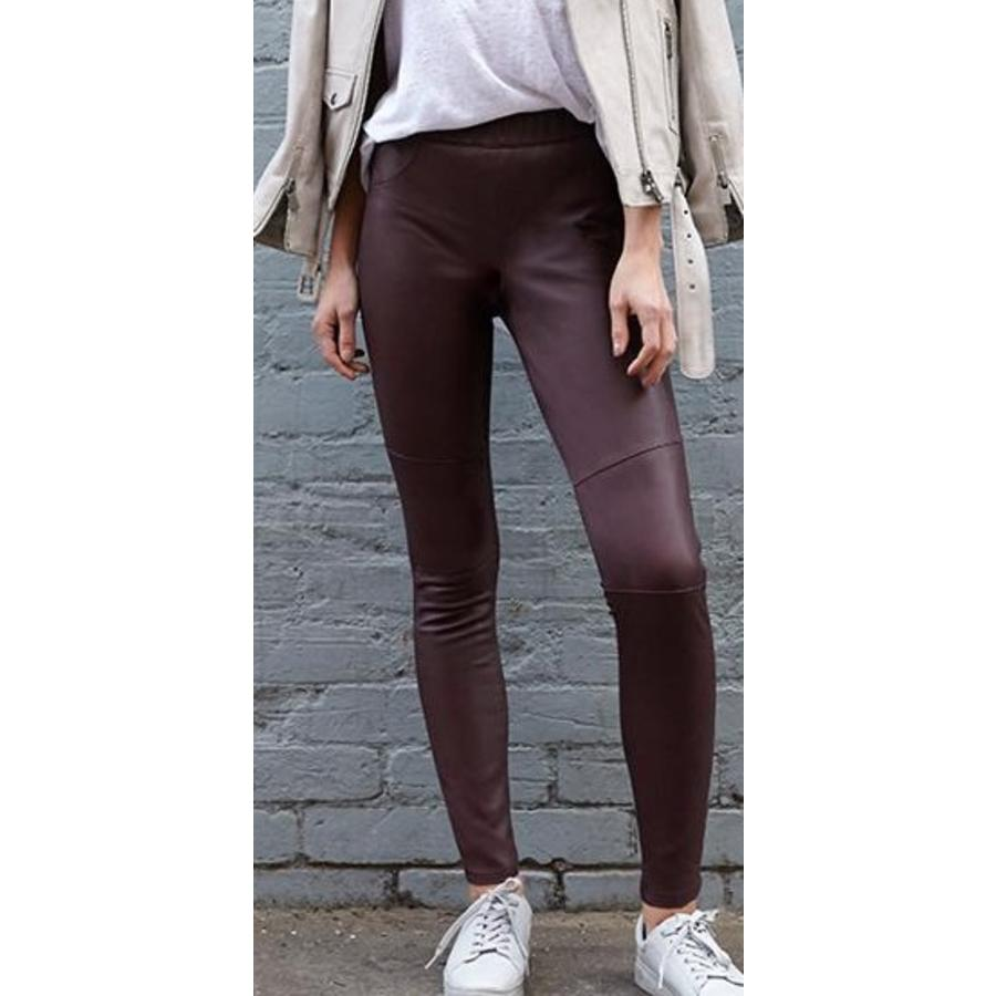 KIKI LEATHER LEGGINGS