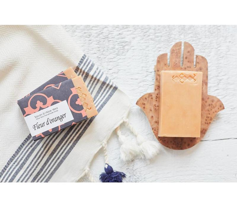 Natural Soap - Orange Blossom