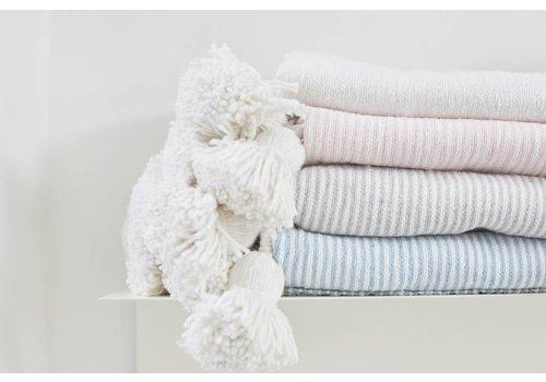 Pompom Blanket Baby
