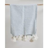 Baby Pompom Blanket
