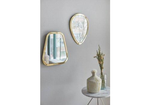 Miroir oeuf GM or